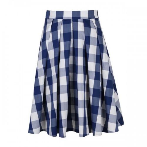 Spódnica w kratkę Mohito, cena