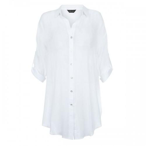 Biała koszula New Look, cena