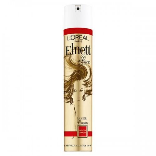 Lakier do włosów ELNETT DE LUXE Loreal Paris, cena