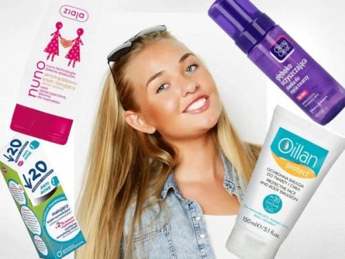 kosmetyki dla nastolatki