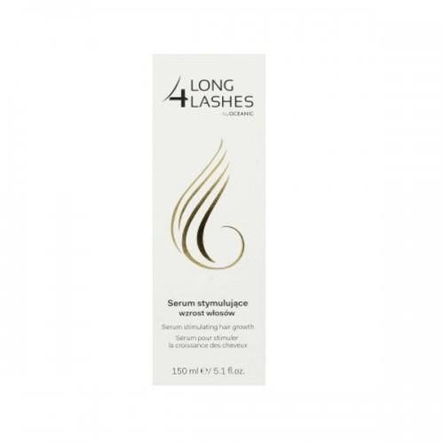 Serum stymulujące wzrost włosów Long 4 Lashes, cena z 79 zł na 59 zł dostępne w promocyjnej cenie w drogeriach Rossmann