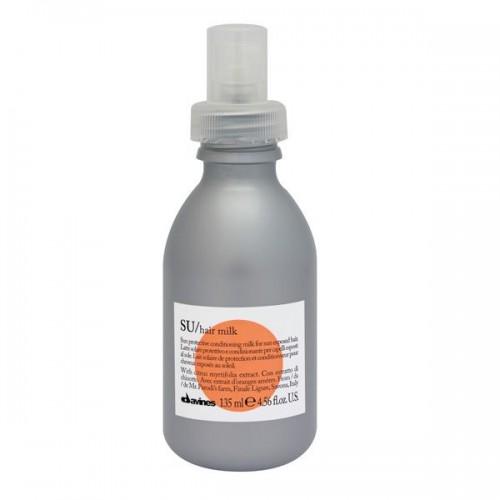 Zmiękczające i ochronne mleczko do włosów z filtrami UVB Davines, cena