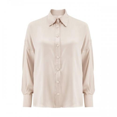 Beżowa koszula Marlu, cena