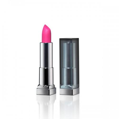 Matowa szminka Color Sensational The Creamy Mattes Maybelline, cena 32,90 zł, kolor Magnetic Magenta