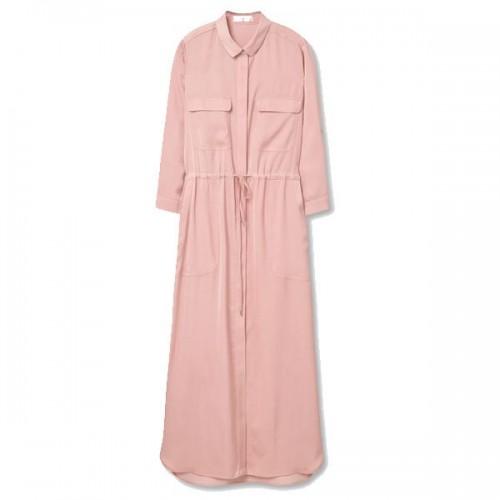 Koszulowa sukienka Mango, cena