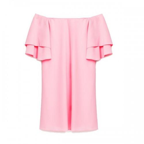 Różowa sukienka Zara, cena