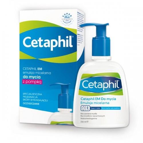 Emulsja micelarna do mycia Cetaphil EM, cena