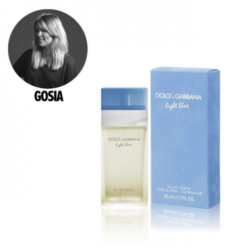 Woda toaletowa Light Blue Dolce&Gabbana, cena 199 zł za 50 ml