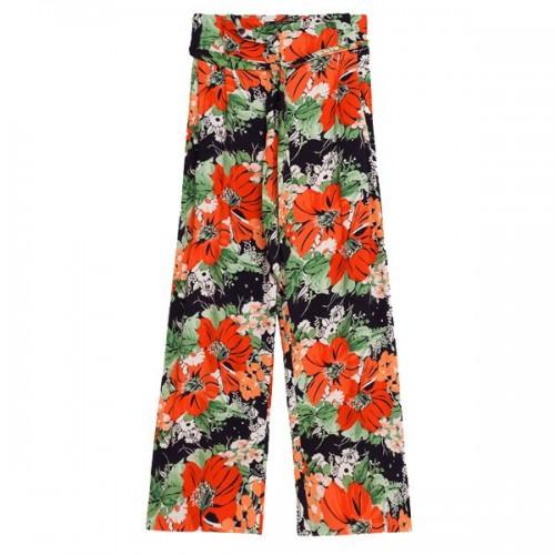 Szerokie spodnie Zara, cena