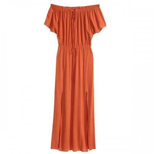 Długa sukienka H&M, cena