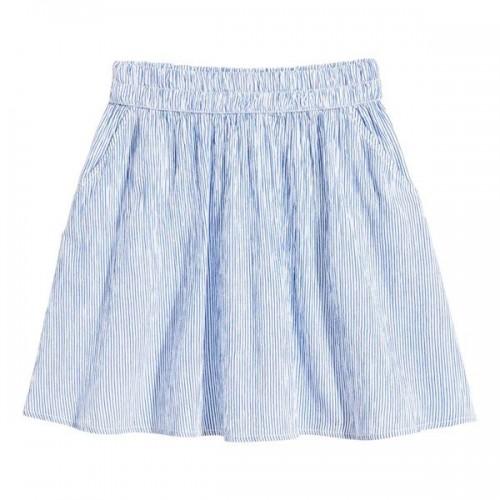 Błękitna spódnica H&M, cena