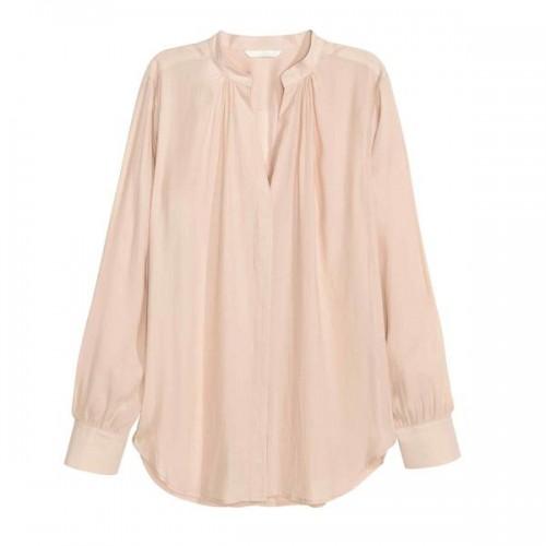 Beżowa koszula H&M, cena
