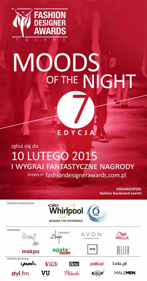 7 Fashion Designer Awards 2015