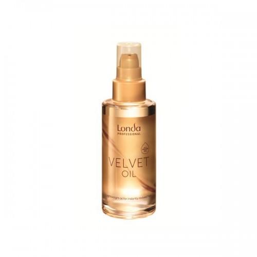 Olejek odżywczy do włosów Velvet Oil Londa, cena 59 zł