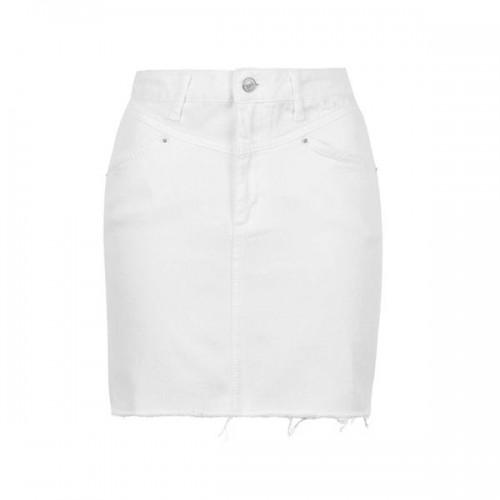 Biała spódnica Topshop, cena