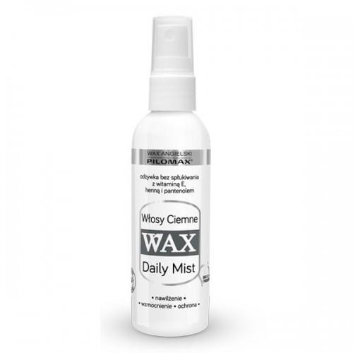 Odżywka nawilżająca bez spłukiwania do włosów ciemnych WAX Daily Mist, cena
