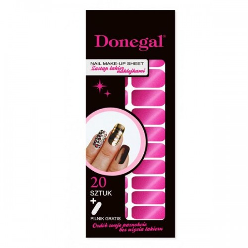 Naklejki na paznokcie Donegal, cena 14 zł