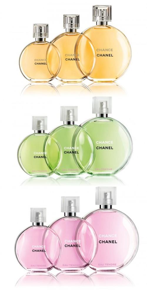 Chanel Chance 2015 nowa pojemność