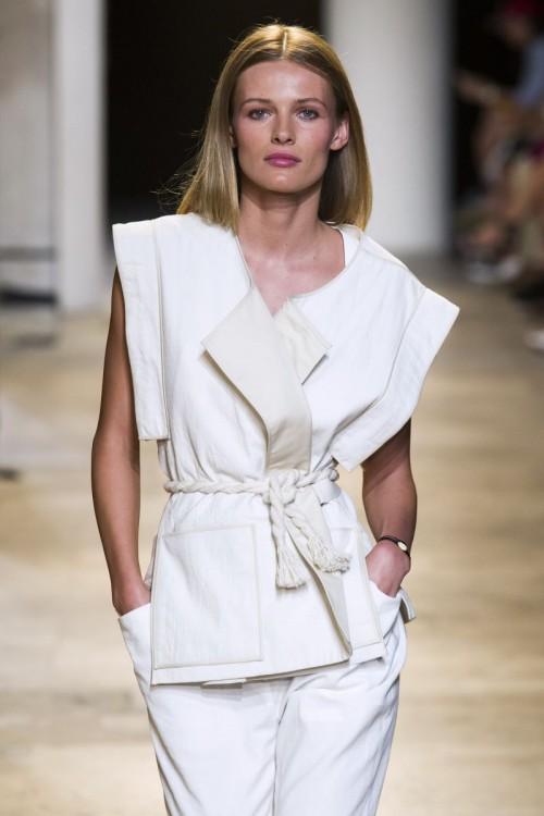 Isabel Marant wiosna 2015