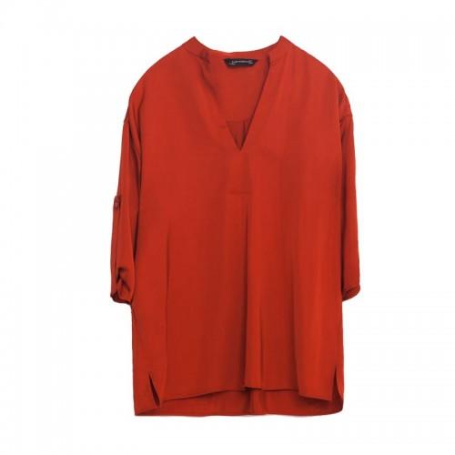 Koszula z wyprzedaży Zara, cena