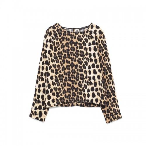 Bluzka zdobiona zwierzęcym motywem Zara, cena