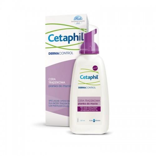 Pianka do mycia cery trądzikowej Cetaphil, cena