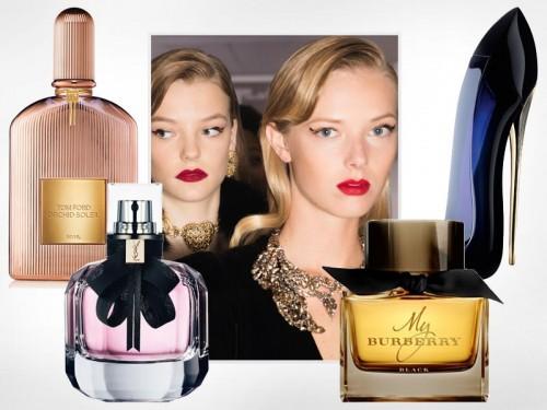 Modne perfumy na jesień 2016
