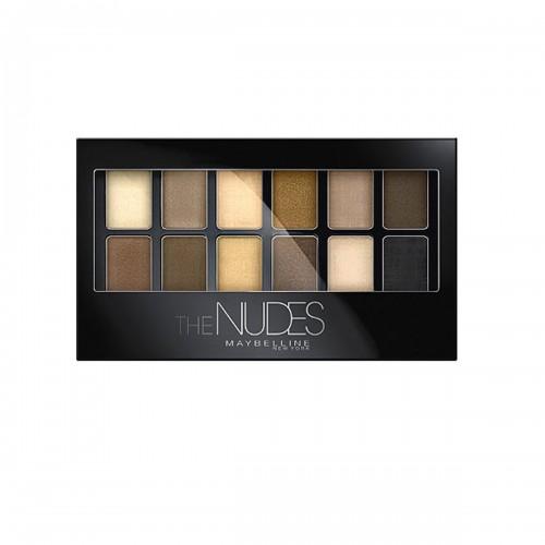Paleta do makijażu The Nudes Maybelline, cena 39 zł