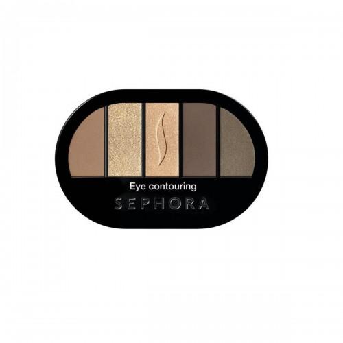 Paleta do makijażu Sephora, cena 75 zł, kolor: N17 Tan