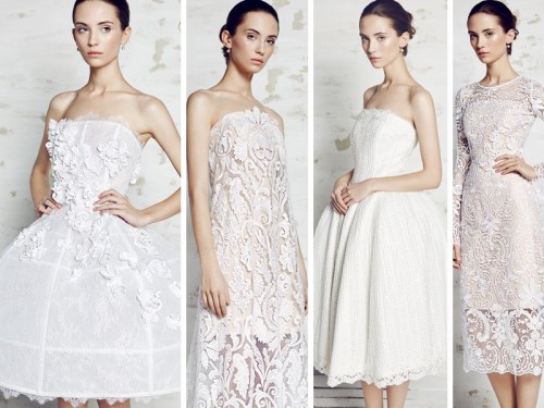 BIZUU BRIDAL 2015 - suknie ślubne