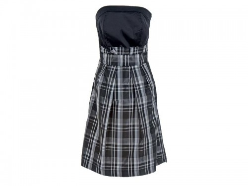 RESERVED sukienka bustier