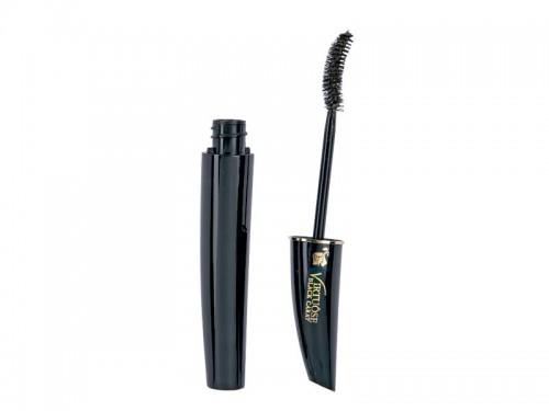 Mascara Virtuôse Black Carat podkręcająca i wydłużająca rzęsy, nadająca im kolor intensywnej czerni, Lancôme, kosmetyki, makijaż