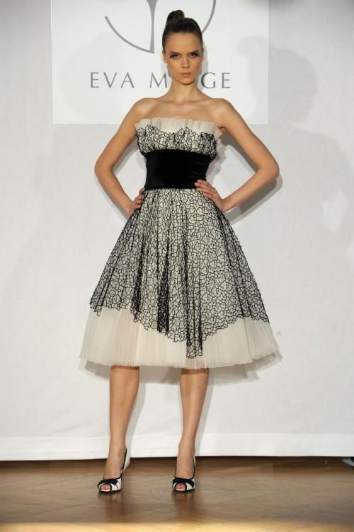 Eva Minge - Haute Couture wiosna-lato 2009 Paryż