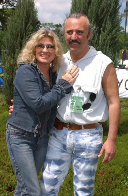 12. Sharon Janny den Adel i Robert Westerholt. Prawdziwie metalowa ...