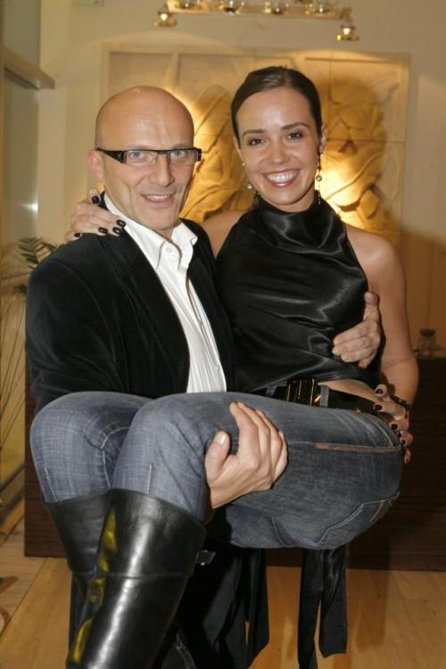 Robert Rozmus i Ewa Kwiatkowska - Galerie gwiazd - Życie gwiazd