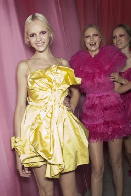 sukienki na ślub, 2011