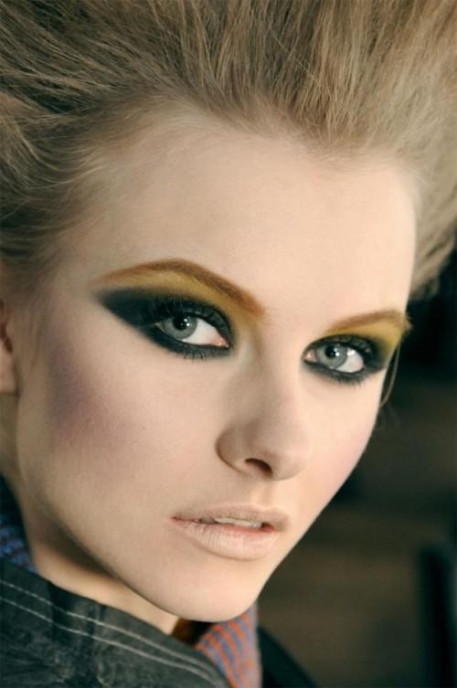 Trendy w makijażu na jesień/zima 2009/2010.