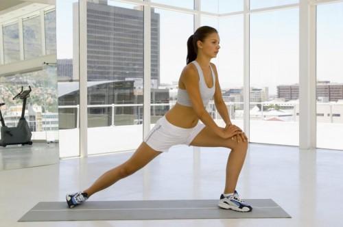 gimnastyka, zestaw ćwiczeń