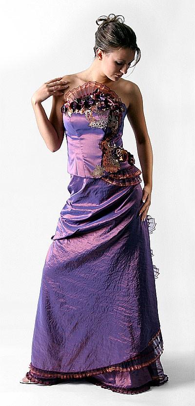 Kolekcja sukni wieczorowych firmy Francoise - Zdjęcie 1