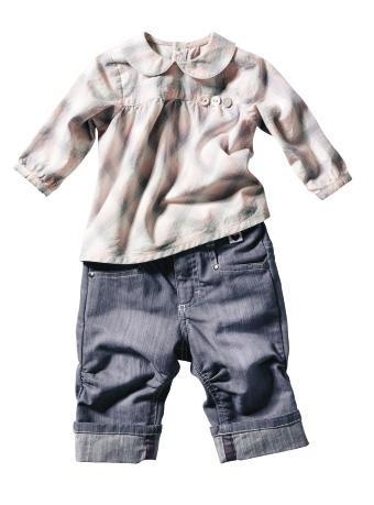 H&M kolekcja dla najmłodszych - Zdjęcie 1