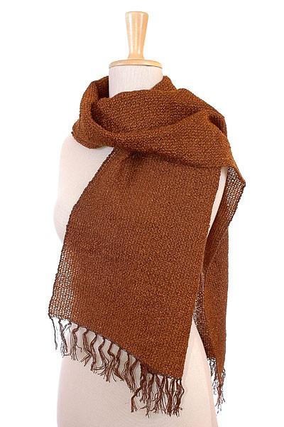Zimowe szaliki Marengo Fashion - Zdjęcie 1