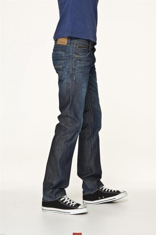 Dżinsy męskie Cross Jeanswear Co - Zdjęcie 1