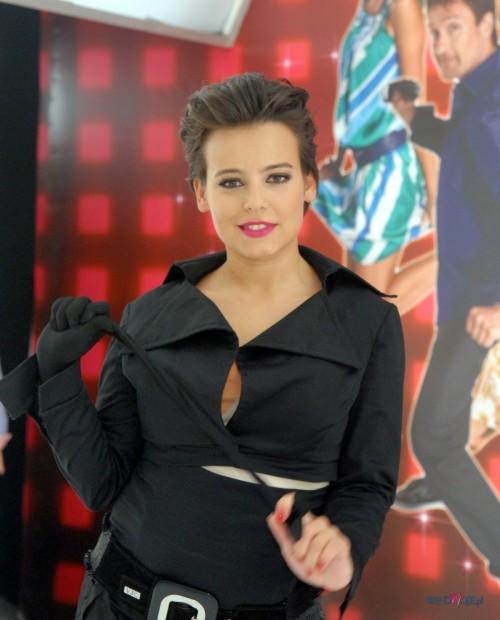 Anna Mucha - makijaż i fryzura - Zdjęcie 1