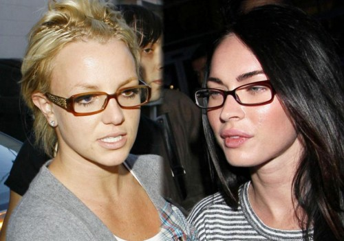 Megan Fox, Britney Spears