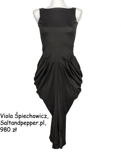 Sukienki na sylwestra, karnawał, studniówkę, cz. 3 - Zdjęcie 40