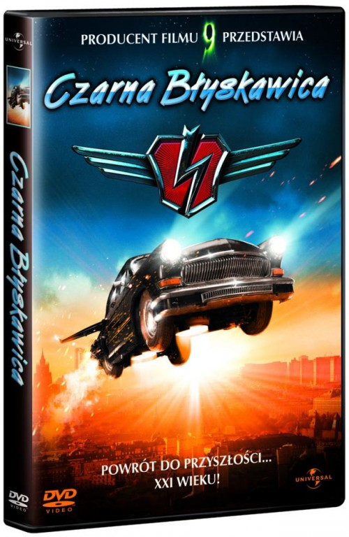 [FS] Czarna błyskawica / Black Lightning (2009) DVDRip.XViD-LiBAN - Lektor Polski !