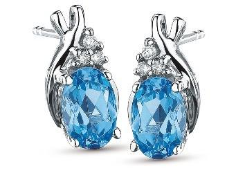 Biżuteria z diamentami od Apart - Zdjęcie 1