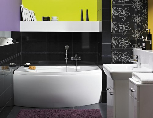 Aranżacje łazienki - Castorama 2010 - Zdjęcie 1
