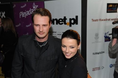Paweł Małaszyński, Katarzyna Glinka