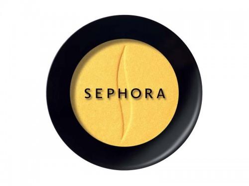 cień do powiek, żółty, trendy makijaż, cytrynka, lato 2011